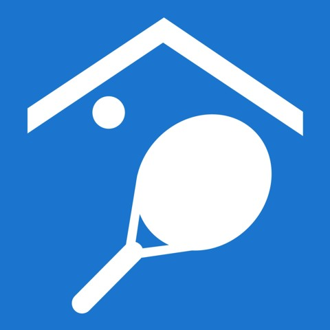 Pictogram Multisport sports courts (fronton, paddle tennis etc.)