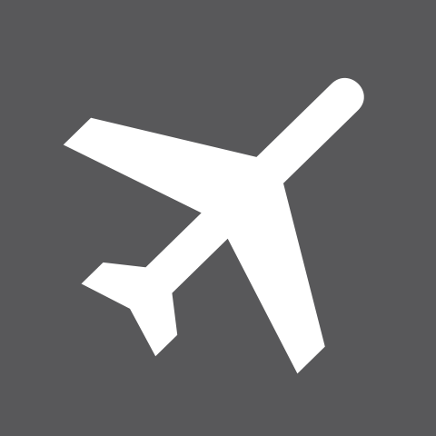 Pictogram Airports