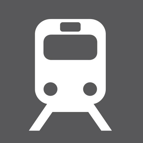Pictogram Train stations