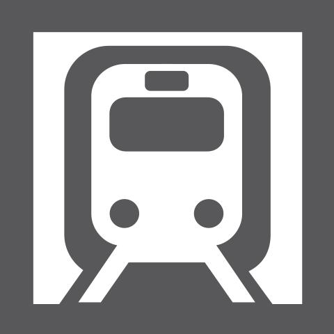 Pictogram Metro stations