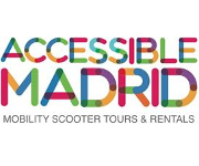 Logo Accessible Madrid